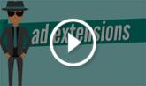Erzielen Sie mehr Klicks, indem Sie Ihre Anzeigen mit Anzeigenerweiterungen versehen!