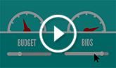 Festlegen des Budgets und Steuern der Kosten