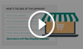 Create a Microsoft Advertising campaign