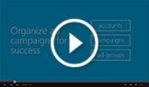 Descripción de la estructura de una cuenta de Microsoft Advertising