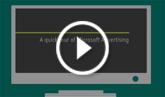 Visita guiada de Microsoft Advertising